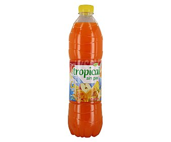 Auchan Refresco tropical Botella de 1,5 litros