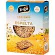 Crackers de trigo con espelta Paquete 240 g Mastrigo