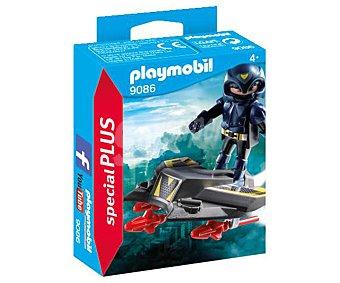 Playmobil Figura Espía con jet con accesorios, Special Plus 9083 playmobil Special Plus 9086