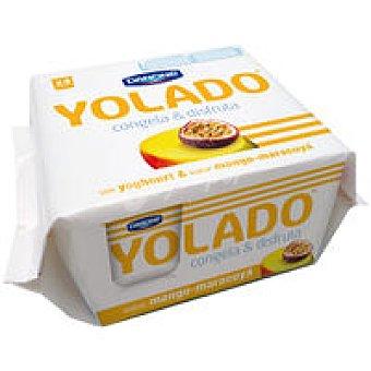 Yolado Danone Yolado de mango-maracuya Pack 4x75 g