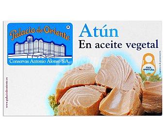 Palacio de Oriente Atún en Aceite Vegetal 143 Gramos