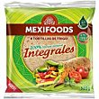 Tortilla integral Paquete 320 g Mexifoods