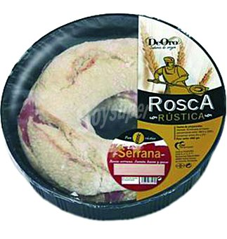 De Oro Rosca rustica serrana 480 GRS