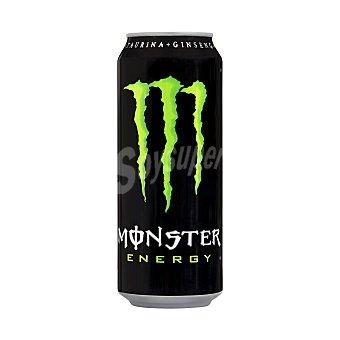 Monster Energy Bebida energética green Lata 50 cl