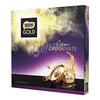 Gold Nestlé Estuche bombones Creme Croquante 180 g