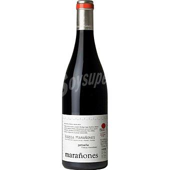 Marañones Vino tinto garnacha de Madrid botella 75 cl botella 75 cl
