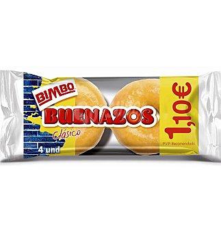 Bimbo Buenazos azucar 4 UNI