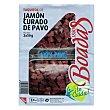 Taquitos de jamón curado pavo Pack de 2 unidades de 50 g Boadas