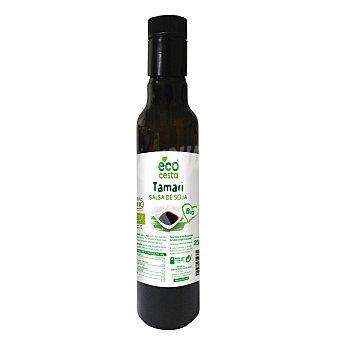 Ecocesta Salsa de soja ecológica Botella 250 ml