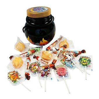 Caldero de caramelo halloween 125 g