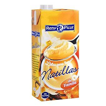 Reny Picot Natilla de vainilla sin gluten Brik 1 l