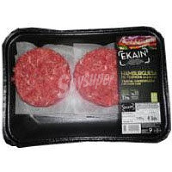 E. LABEL EKAIN Burguer meat de ternera 500 g