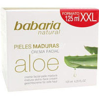 Babaria Crema aloe vera color Tarro 50 ml