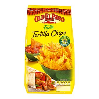 Old El Paso Tortilla fajita Chips 200 g