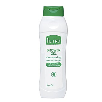Bonté Gel de ducha familiar ph neutro Bote 1 l