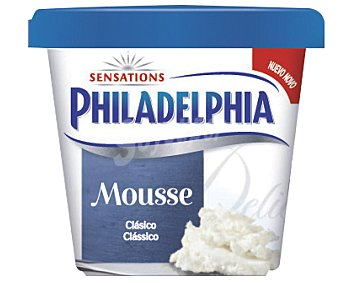 Philadelphia Crema mousse clásico Tarrina 140 g