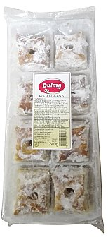 Dulma Hojaldres glass industrial Paquete 250 g