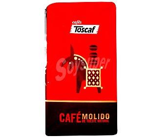 Toscaf Café molido natural Paquete 250 g
