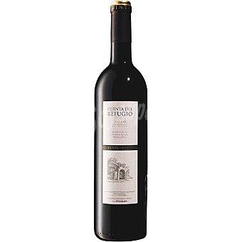QUINTA EL REFUGIO Vino tinto reserva D.O. Toro elaborado para grupo El Corte Inglés Botella 75 cl