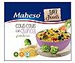 Preparado de cous cous con Quinoa y verduras super foods 300 gr Maheso