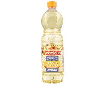 Capicua Aceite refinado de girasol alto oleico 1 litro