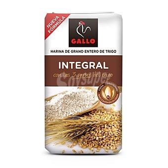 Gallo Harina de trigo integral Paquete 1 kg