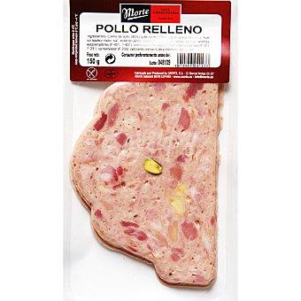 Morte Pollo relleno en lonchas Sobre 150 g