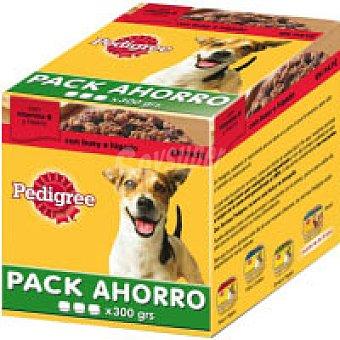 Pedigree Alimento de buey Pack 3x300 g