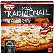 Pizza funghi bianca con champiñones  estuche 370 g Tradizionale Dr. Oetker