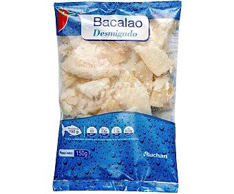 Auchan Bacalao salado desmigado 150 g