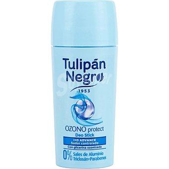 TULIPAN NEGRO desodorante TN Ozono protect con glicerina ozonizada en stick envase 75 ml