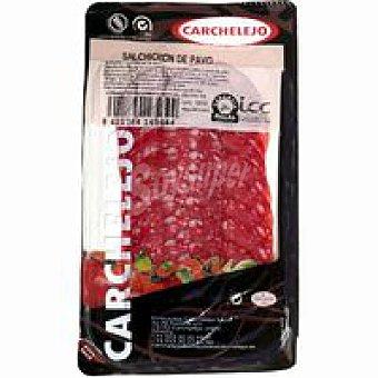CARCHELEJO Salchichón de pavo halal Sobre 80 g
