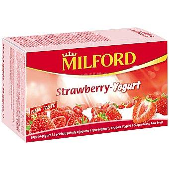 Milford Infusión de fresas y gogur Estuche 90 g