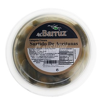 Barruz Variante de aceituna 250 g