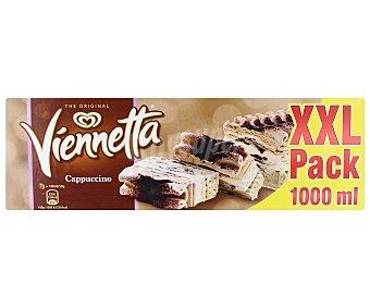 Viennetta Frigo helado laminada de capuccino formato XXL  estuche 1000 ml