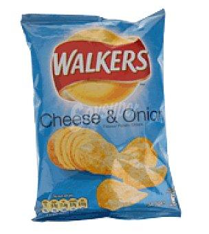 Walkers Patatas queso y cebolla 34 g