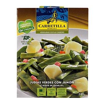 Carretilla Judias verdes con patatas 240 g