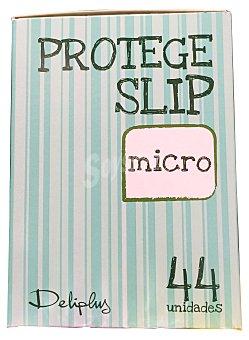 Deliplus Protegeslip micro Caja 44 u