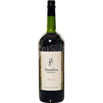 TUCCIOLIVA Selección Magnum aceite de oliva virgen extra  botella 1,5 l