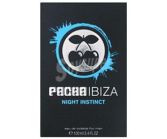 Pachá Ibiza Eau de toilette night instinct vaporizador 100 ml