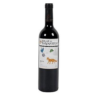 Solar de Samaniego Vino Tinto Crianza Rioja Botella 75 cl