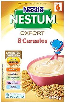 Nestum Nestlé Papilla Nestlé Nestum 8 Cereales 600 gr