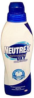 Neutrex Activador lavado líquido blanqueante oxy (ropa blanca) Botella 800 cc