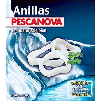 Pescanova Anillas de pota  bolsa 500 g