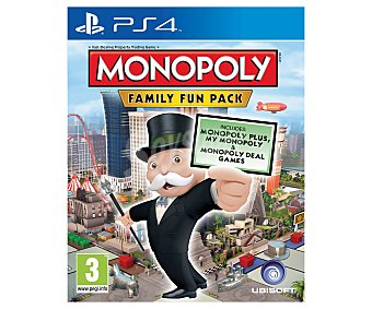 UBISOFT Family Fun Pack.. PS4  1u