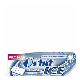 Orbit Chicles de menta polar 14 g