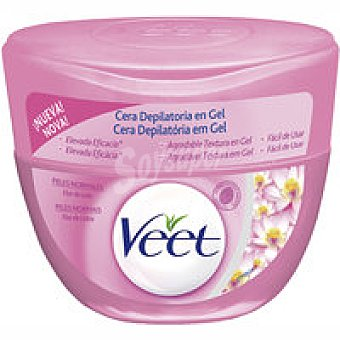 Veet Cera en gel piel normal Tarro 250 ml