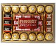 Surtido de bombones (12 Ferrero Rocher, 10 Mon Cheri, 3 Pocket Coffe y 3 Kusschen) 319 gramos Ferrero