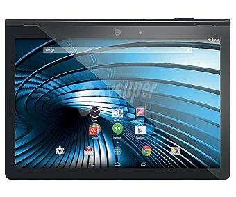 QILIVE Q.3253 Tablets con pantalla de 10.1'' , procesador: Quad Core 1.80GHz, Ram: 2GB, almacenamiento: 16GB ampliable con tarjetas microsd, cámara frontal y trasera, gps, wifi, Bluetooth, Micro Hdmi, Android 4.4,