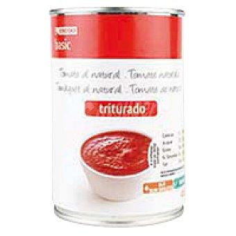 Eroski Basic Tomate triturado Lata 400 g